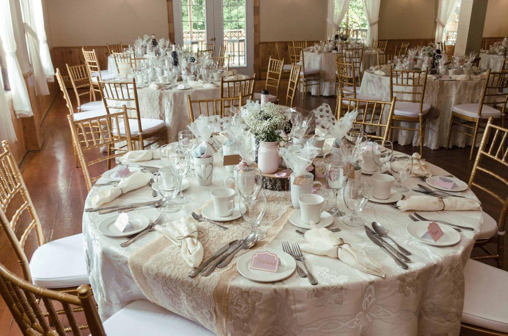 décoration mariage salle 2