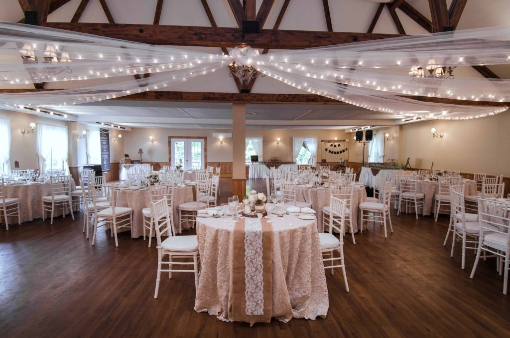 réception mariage salle 2