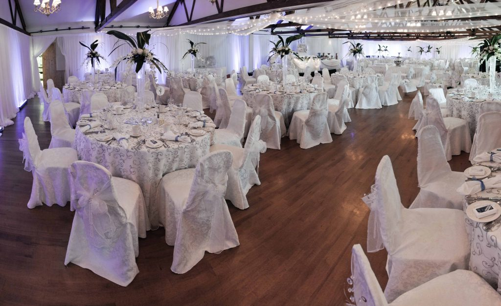 mariage chic salle réception