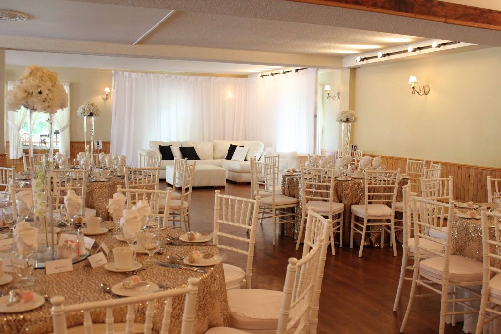 salle 2 mariage chic