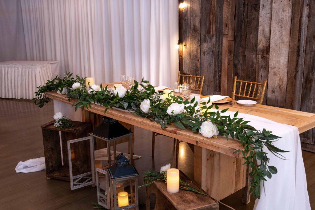 Table D'honneur Boho