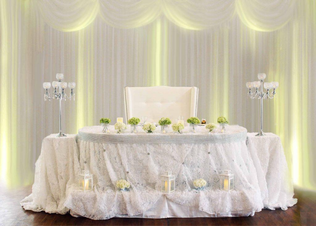 Table D'honneur Chic Diamant