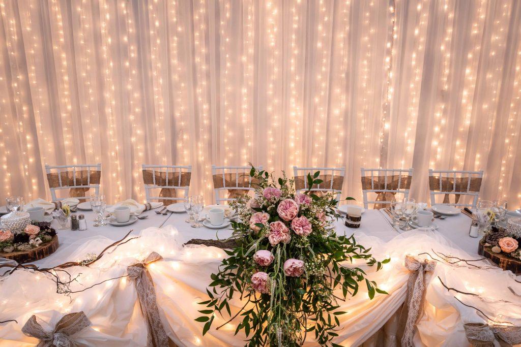 Table D'honneur Lumières